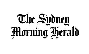 The Sydney Morning Herald newspaper.